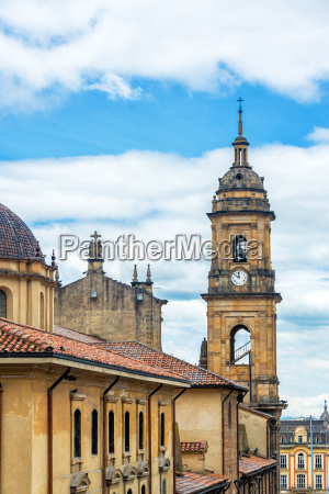 primary cathedral in bogota colombia