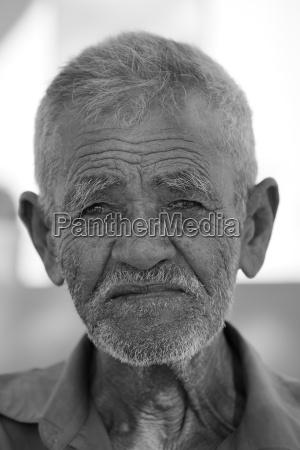 alter mann aus brasilien