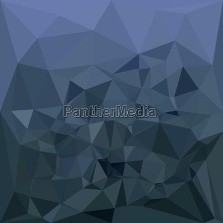 medium slate blue abstract low polygon