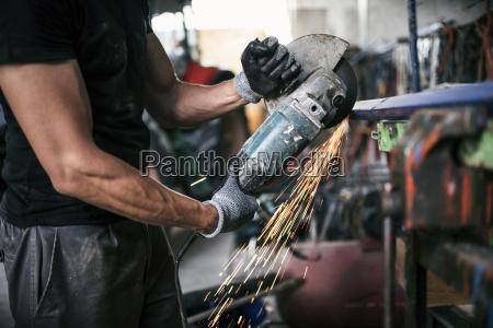 menschen leute personen mensch handwerker arbeitsstaette