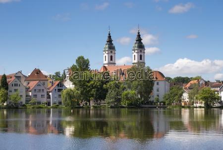 germany baden wuerttemberg swabia upper swabia