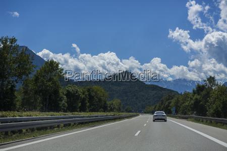 germany bavaria upper bavaria motorway a95