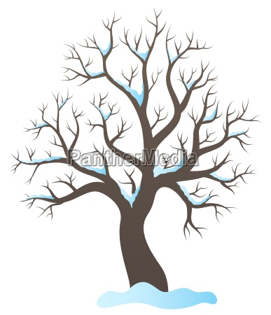 winter tree topic image 1