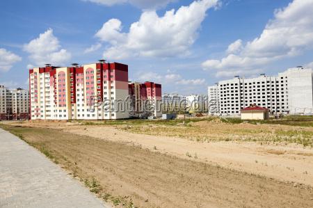 new construction belarus