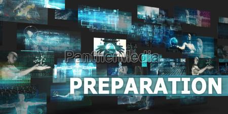 vorbereitung