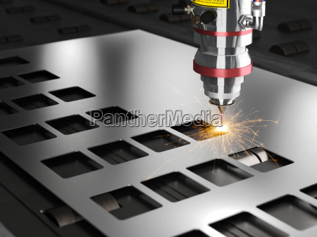 laserschneidemaschine