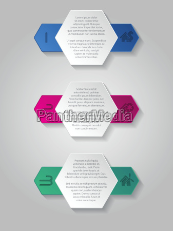 infographics background with house icons and