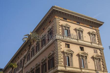 renaissance architecture rome italy