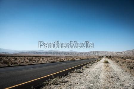 twentynine palms highway white water california