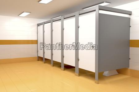 oeffentliche toilette