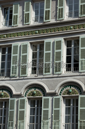 architecture in clermont ferrand france