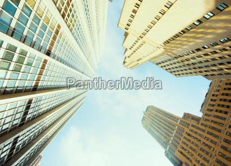 new york city skyscrapers