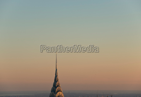 chrysler building manhattan new york city