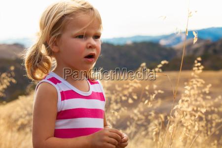 girl in park mt diablo state