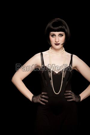 frau mode lebensstil feminin weiblich portrait