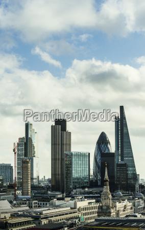 city of london financial district london