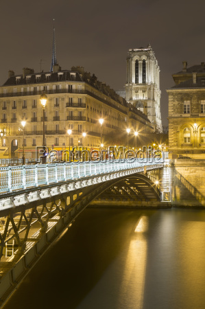 view of pont darcole and notre