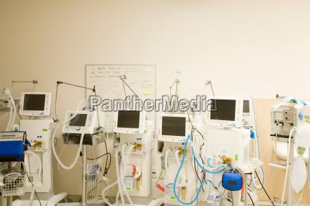 medizinische monitore und instrumente