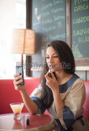 frau restaurant freizeit lebensstil weiblich kommunikation