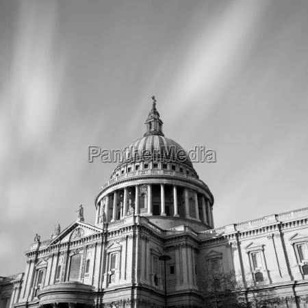 st pauls cathedral london uk