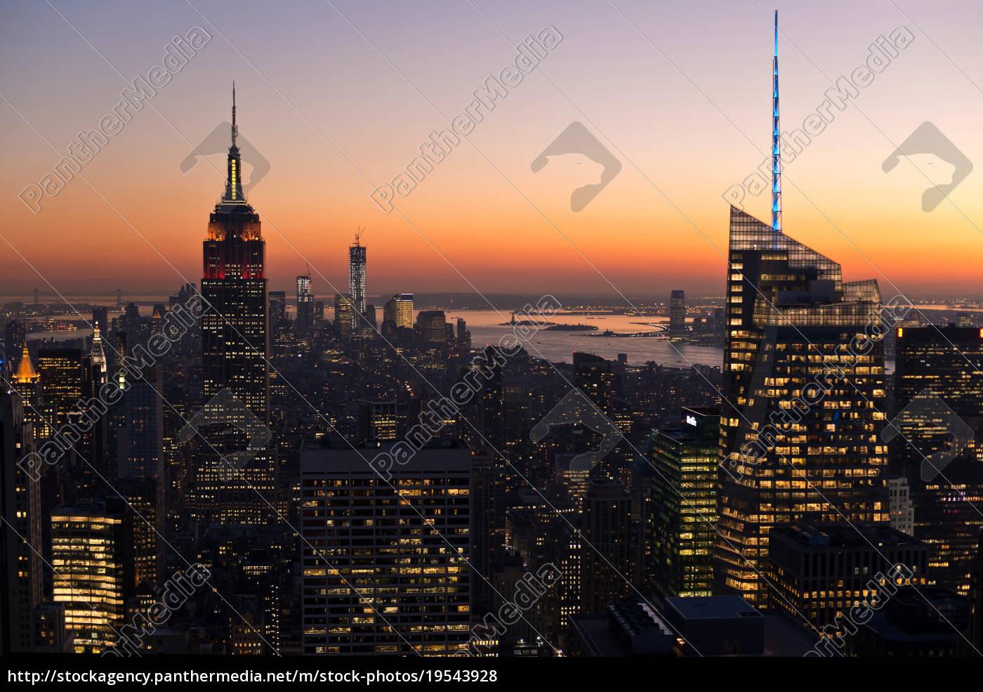 manhattan, (new, york, city) - 19543928