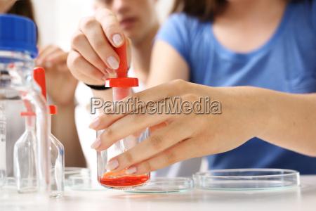 chemistry lesson