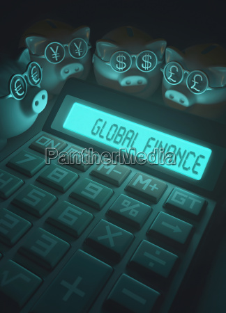 global finance and business