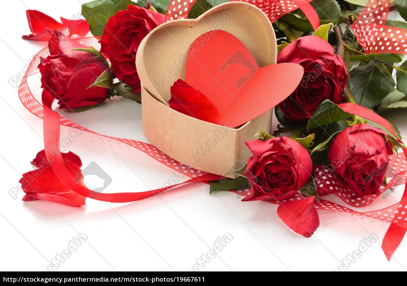 valentinstag, geschenk. - 19667611