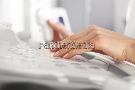 ultrasound ultrasound head medical examination