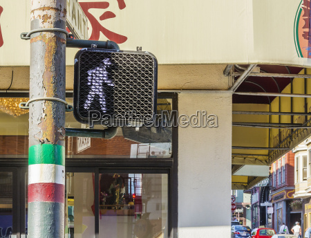 traffic light in san francisco