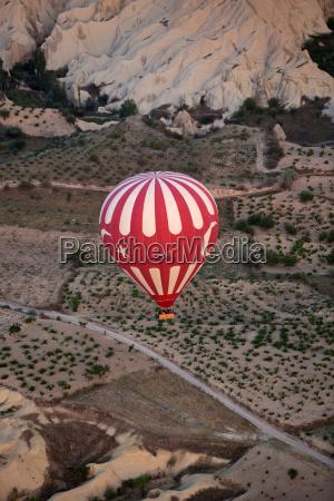kappadokien turkeythe groesste touristenattraktion von kappadokien