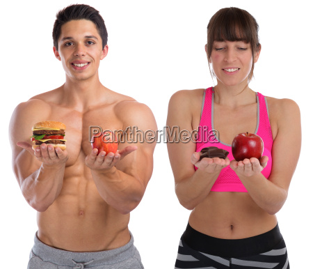 fitness sports eating diet slim man
