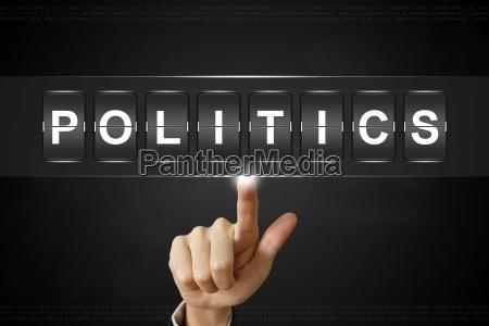 business hand auf politik auf flipboard