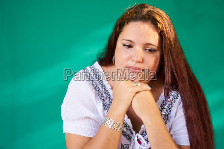 people expressions sad worried depressed overweight