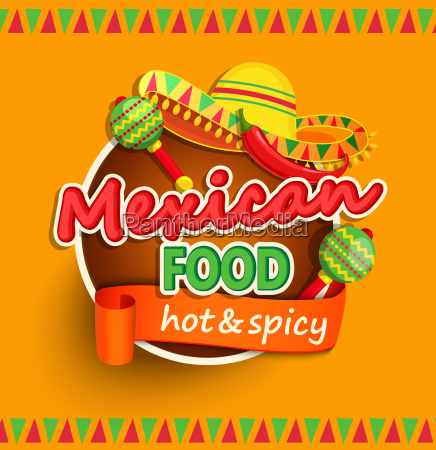 mexican food label