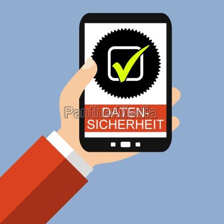 datensicherheit auf dem smartphone