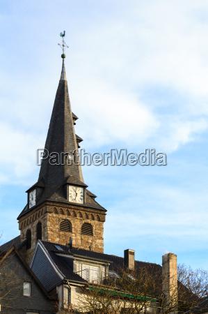 evangelische marktkirche in essen kettwig in