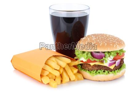 cheeseburger hamburger menu menue menu with