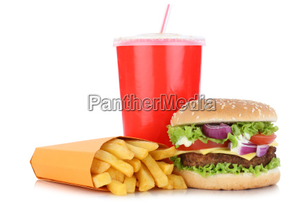 cheeseburger hamburger menu menu menu french