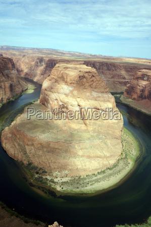colorado plateau at horseshoe bend
