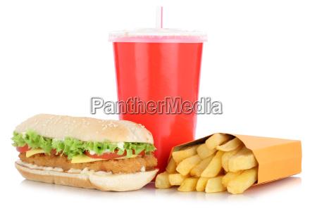 chickenburger chicken huehnchen burger hamburger menu