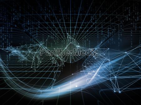 beyond the virtual world