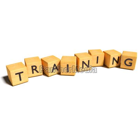 wuerfel mit training