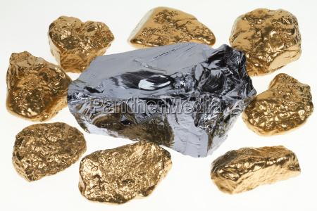 gold und silizium