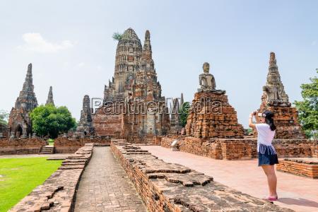 tempel foto fotocamera fotoapparat kamera knipskiste