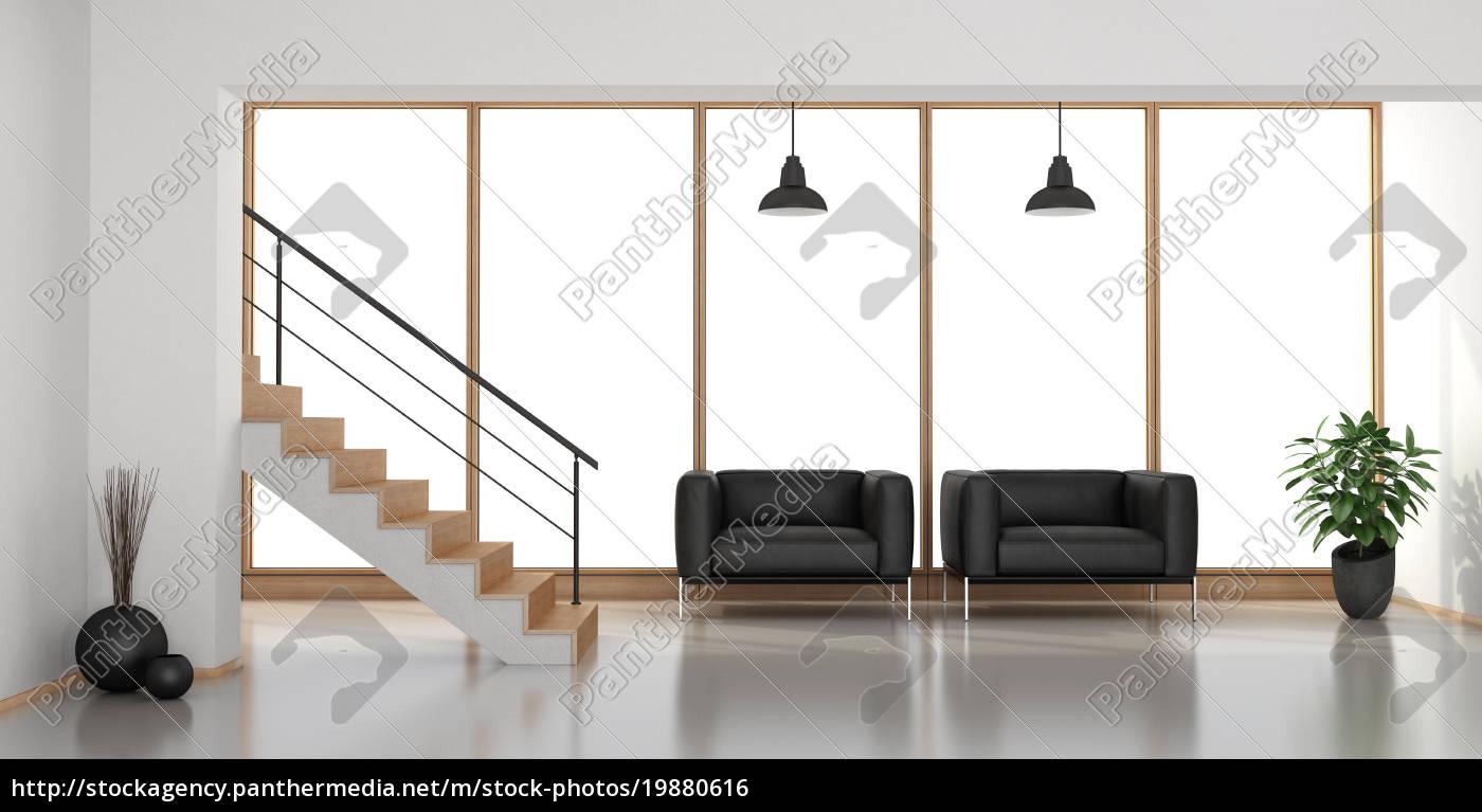 Lizenzfreies Foto 19880616 - moderne wohnzimmer