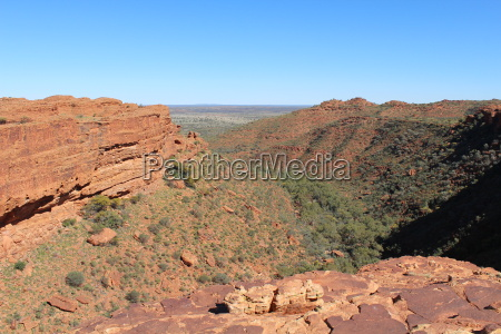 kings canyon in the northern territory