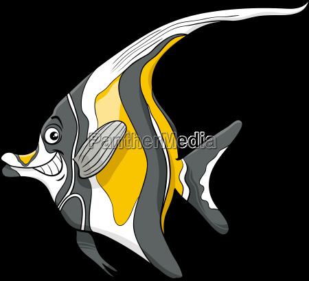 moorischer, idol, fischcharakter - 19937356
