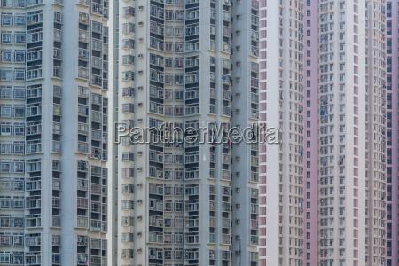 urban city building facade