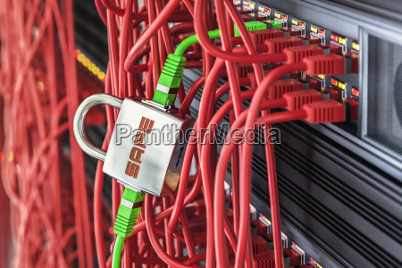 sicheres netzwerk